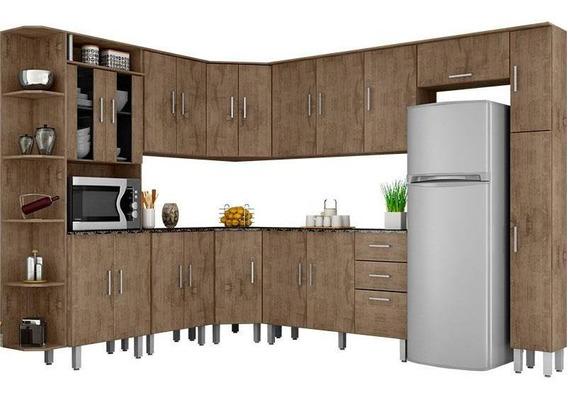 Cozinha Compacta 10 Peças Suíça - Poliman Demolição