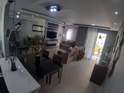 Imagem 1 de 26 de Excelente Apartamento À Venda No Condomínio Perfect Life - Swift - Campinas/sp - Ap18661