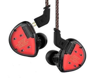 Auricular Intraural Kz Es4 Monitoreo In Ear