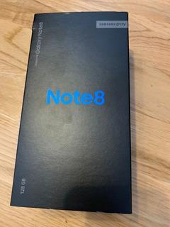 Celular Samsung Galaxy Note 8 128 Gb Estado De Novo Urgente