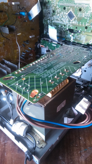 Transformador Mini System Sony Gtx66
