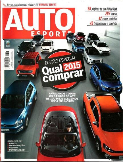 Pr Auto Esporte 600 * Qual 2015 Comprar