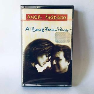 Al Bano Y Romina Power Amor Sagrado Cassette Nuevo Sellado