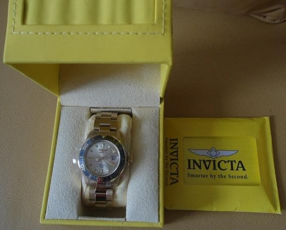 Relógio Invicta Diver Bateria Modelo 14979 Original Único
