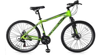 Bicicleta Mountain Gribom Rodado 26 Sherwood 2911mdi