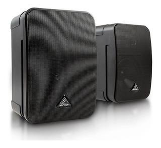 Behringer 1c Monitor Speakers Parlante Negro Por Par 100w