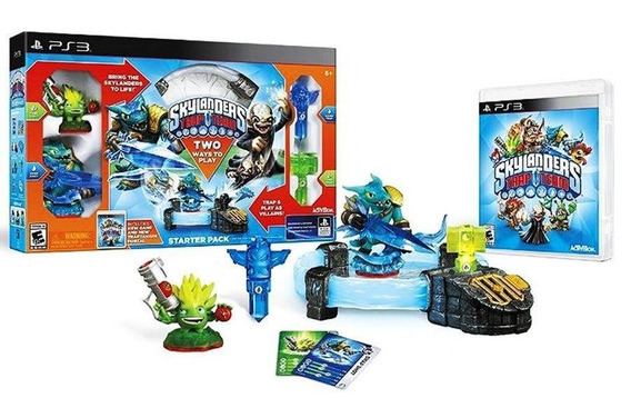 Skylanders Trap Team Starter Pack - Ps3