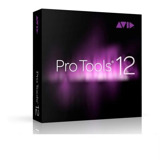 Avid Pro Tools 12/11/10 Original Vitalicio, Ilok Ñ Incluso