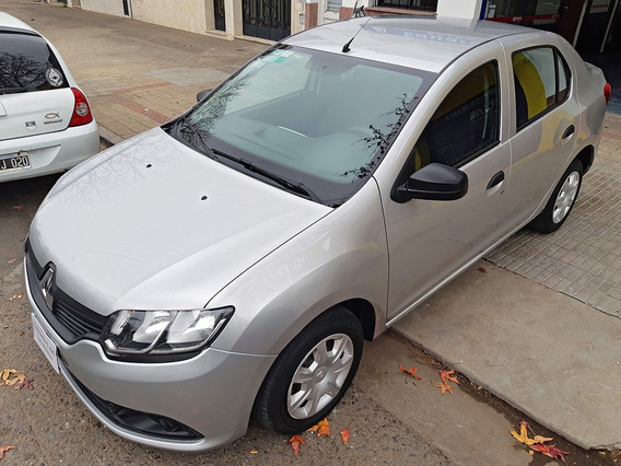 Renault Logan Ii Authentique 1.6 2014
