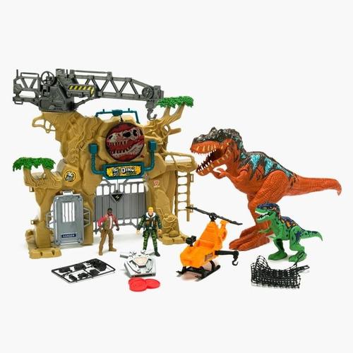 Dinosaurios Set Deluxe