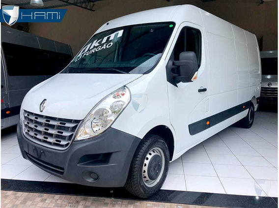 Renault Master Extra L3h2 Furgao Branco 2020