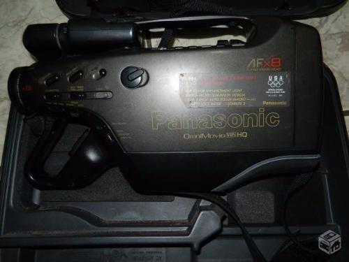 Filmadora Panasonic Vhs Modelo Omnimovie Af-x8 (com Defeito)