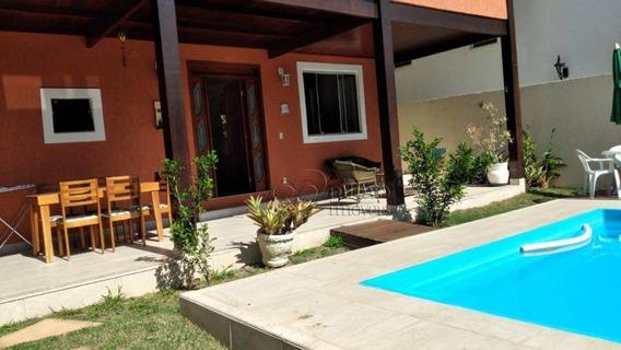 Casa Com 3 Dormitórios À Venda, 240 M² Por R$ 1.100.000 - Glória - Macaé/rj - Ca1583
