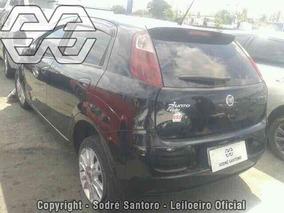 Fiat Punto 1.4 Elx 2012 Para Retirada De Peças Sucata