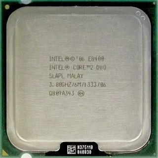 Processador Intel Core 2 Duo 2.40 Ghz / 2 M / 800 / 06