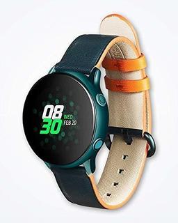Estudio De Correa Hecho Para Samsung Galaxy Reloj Activo Com
