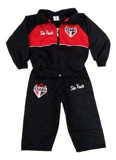 Agasalho Infantil Do São Paulo E Times Brasileiros