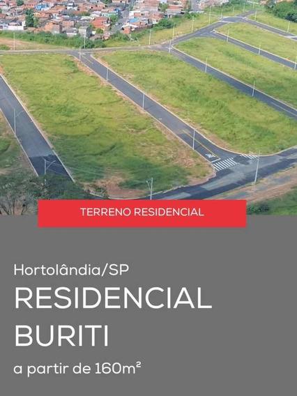 Vendo Terreno Residencial Buriti