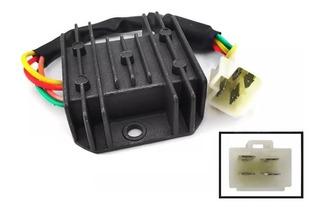 Regulador Retificador Voltagem Dafra Kansas 150 Laser 150