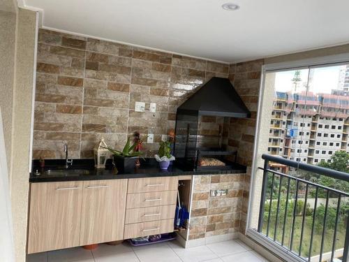 Apartamento Com 3 Dormitórios À Venda, 83 M² Por R$ 500.000,00 - Jardim Flor Da Montanha - Guarulhos/sp - Ap3480