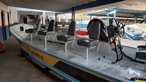 Barco  5 + 1 Lugares 6,80m -paixão Ao Mar