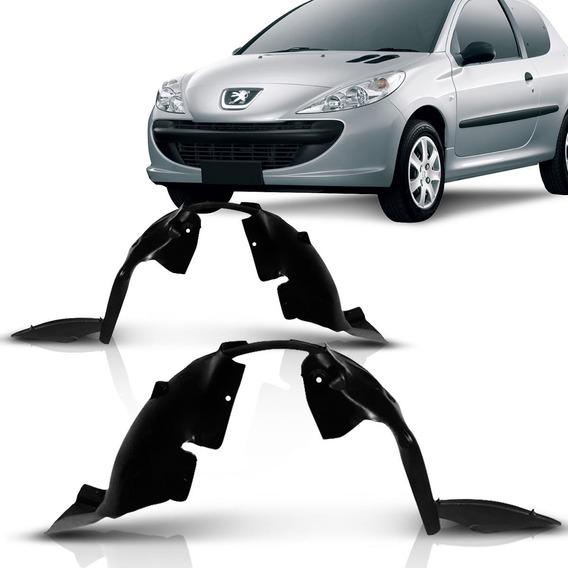 Parabarro Peugeot 207 2008 2009 2010 2011 2012 2013