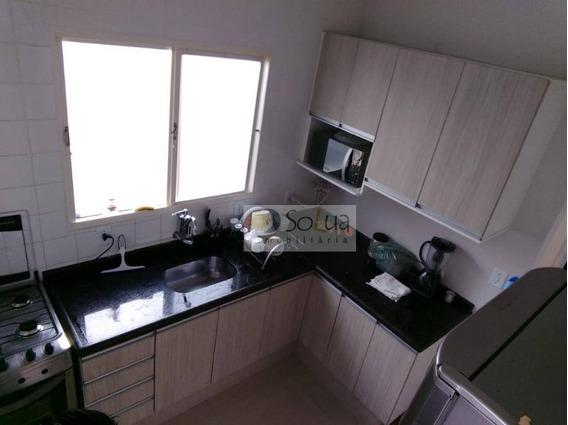 Casa Em Condomínio Com 2 Dormitórios À Venda, 42 M² Por R$ 200.000 - Vila Inema - Hortolândia/sp - Ca0725