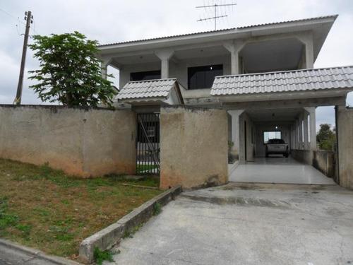 Sobrado Para Venda Em Araucária, Iguaçu, 4 Dormitórios, 1 Suíte, 2 Banheiros, 3 Vagas - So0016_2-615904
