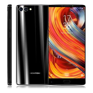 Teléfono Inteligente Homtom S9 Plus 5.99 In 18:9 Ue Negro