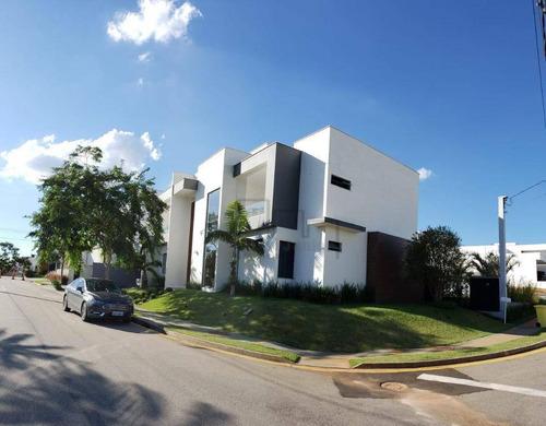 Casa À Venda, 300 M² Por R$ 2.200.000,00 - Condomínio Chácara Ondina - Sorocaba/sp - Ca2367