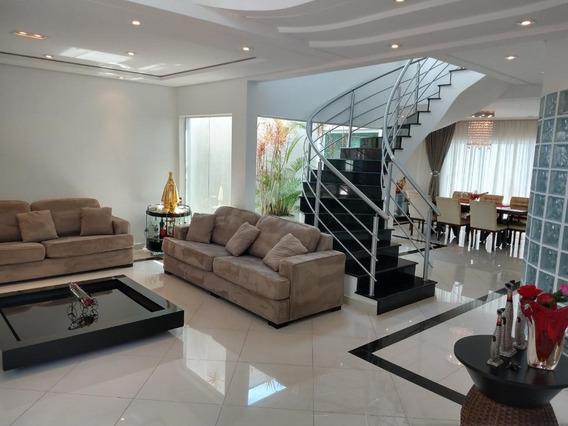 Sobrado Com 4 Dormitórios À Venda, 469 M² Por R$ 2.200.000 - Parque Espacial - São Bernardo Do Campo/sp - So0418