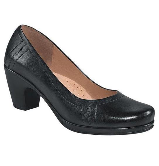 Zapatillas Mujer Marca Manet Mod 275-09 Negro