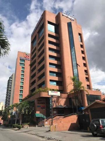 Oficina En Venta El Rosal..18-712///