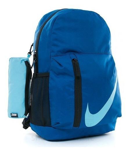 Mochila Elemental Nike Con Cartuchera