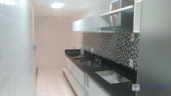Apartamento Com 3 Dormitórios À Venda, 126 M² Por R$ 550.000,00 - Campo Grande - Rio De Janeiro/rj - Ap0804