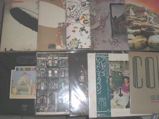 Coleção Discos Led Zeppelin Importados Japan Vinil Lp