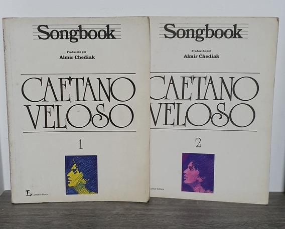 Songbook Caetano Veloso - Almir Chediak - Vols. 1 E 2