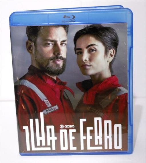 Blu-ray Da Série Nacional Ilha De Ferro