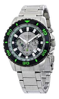 Reloj Hombre Citizen An8030-58g. Crono. Nuevo. Envío Gratis