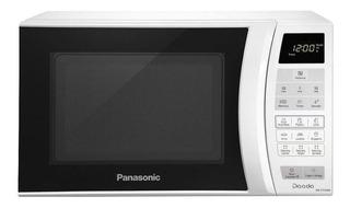 Microondas Panasonic Dia-a-Dia NN-ST254WRU Branco 220V