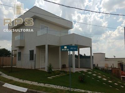Casa Para Venda Em Condomínio Terras De Atibaia Sp, - Cc00160 - 4951645