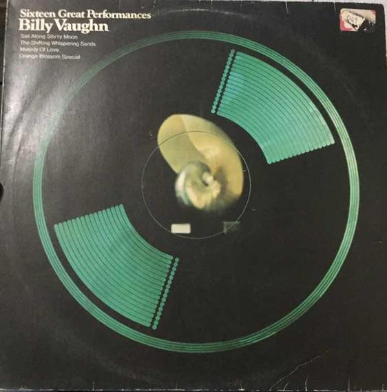 Lp Billy Vaughn - Sixteen Great Performances