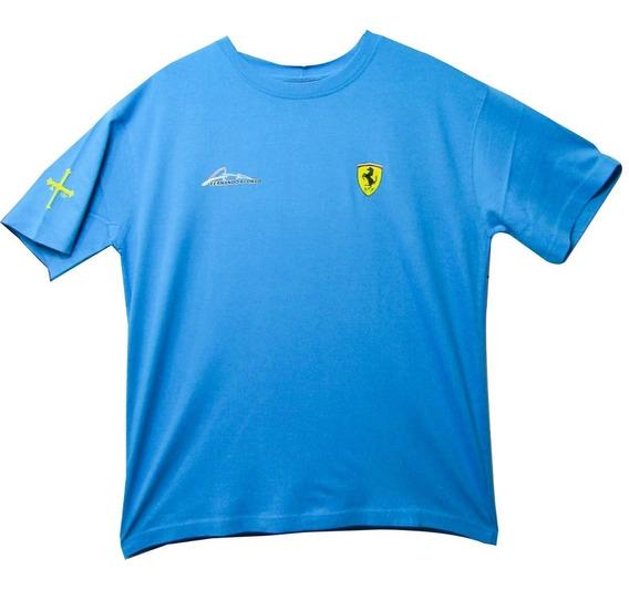 Camiseta Ferrari Conmemorativa Fernando Alonso