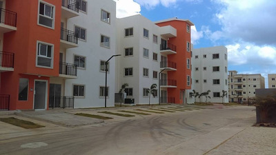 Apartamentos En Alquiler!! En Ciudad Juan Bosch Primer Nivel