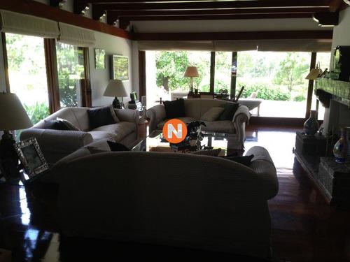 Casa En Venta Y Alquiler, Golf, Punta Del Este, 5 Dormitorios.- Ref: 206361