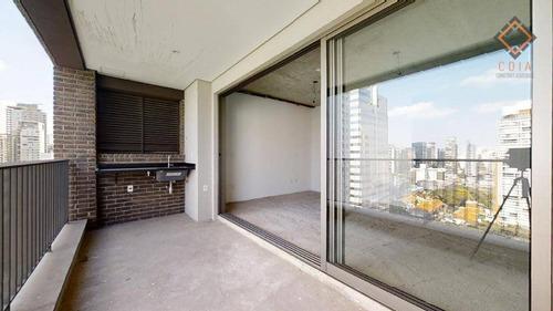 Apartamento Para Compra Com 1 Quarto E 1 Vaga Localizado No Itaim Bibi - Ap52402