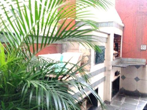 03 Dormitórios E 03 Vagas De Garagem. Casa De Vila Ao Lado Do Parque Da Aclimação - 345-im261497