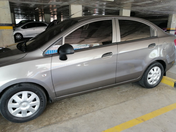 Vendo Chevrolet Sail Motor 1.4 2014 Gris 5 Puertas