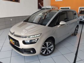 Citroën C4 Grand Picasso Seduction 2018 7 Lugares 1.6 Turbo