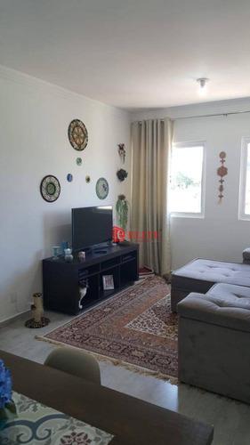 Imagem 1 de 24 de Apartamento No Edifício Anhanguera Com 2 Dormitórios À Venda, 76 M² Por R$ 300.000 - Vila Maria - São José Dos Campos/sp - Ap4103